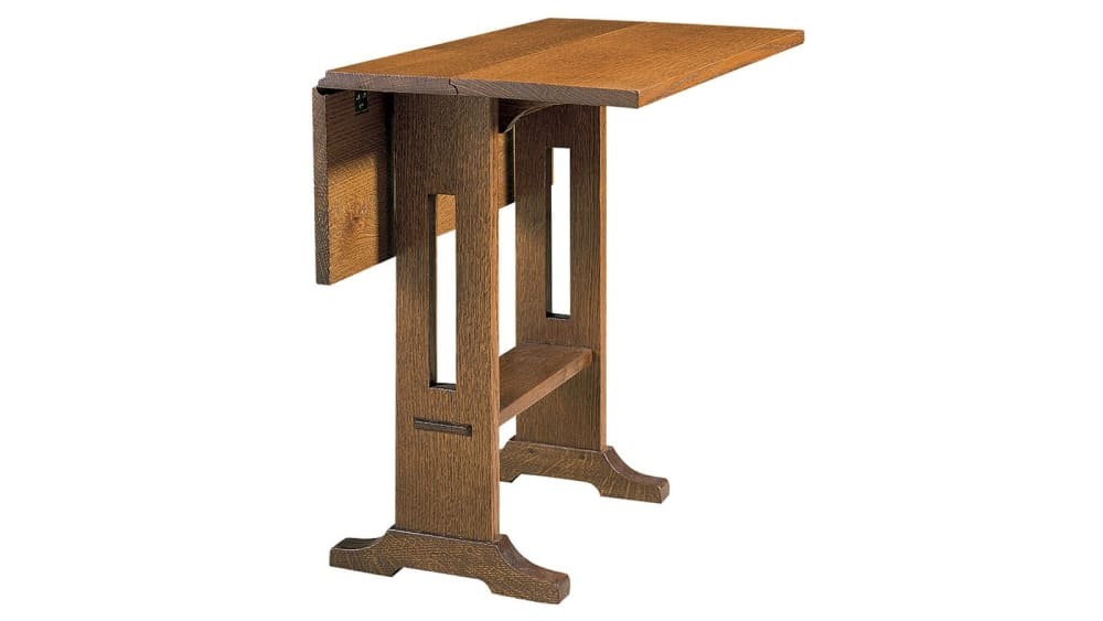 Stickley Drop Leaf Table