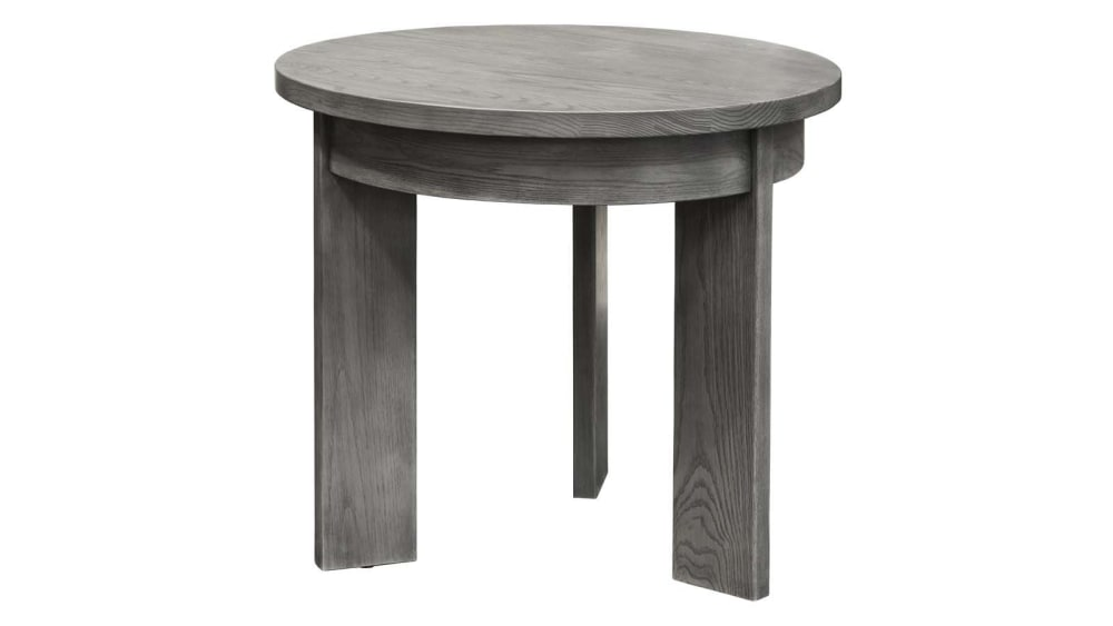Stickley Modern Loft Round End Table, , hi-res
