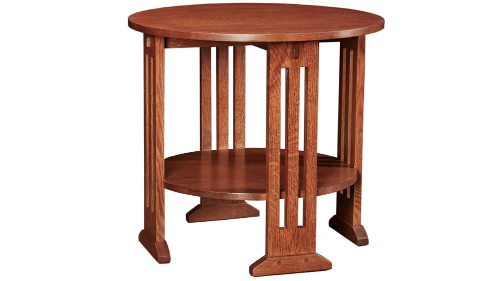 Stickley Round Table