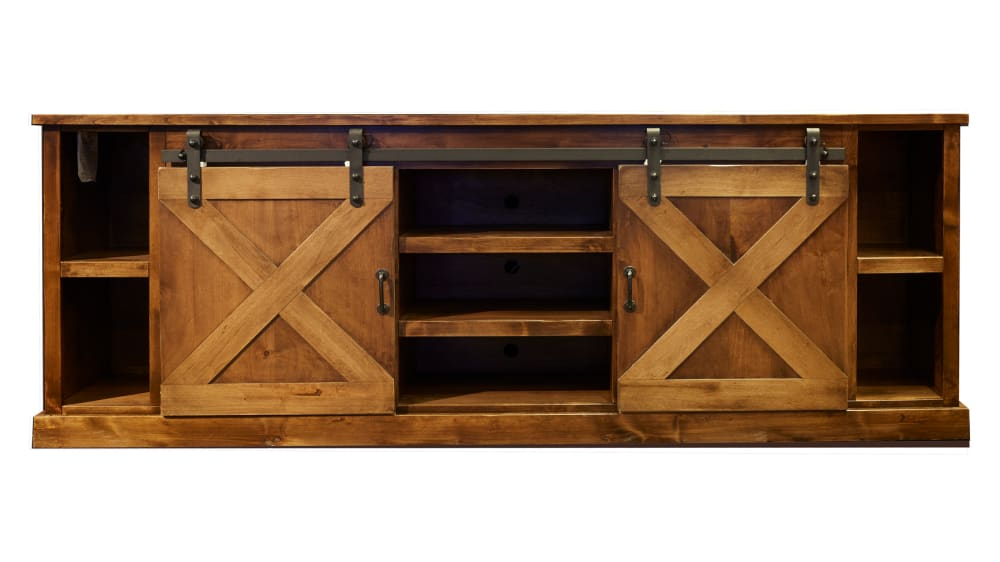 "Farmhouse 85"" TV Console"