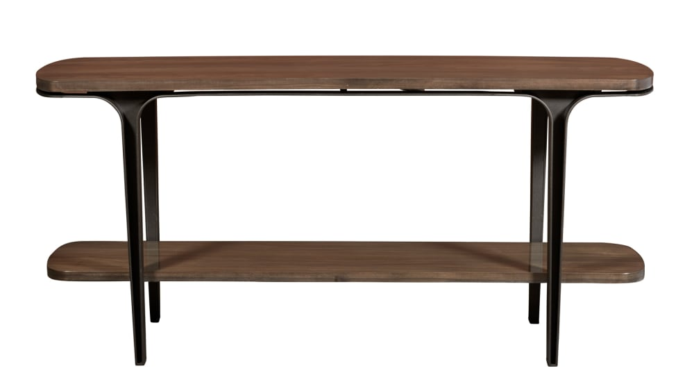 Modern Elm Sofa Table, , hi-res