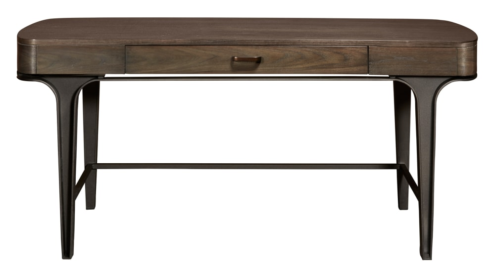 Modern Elm Writing Desk, , hi-res