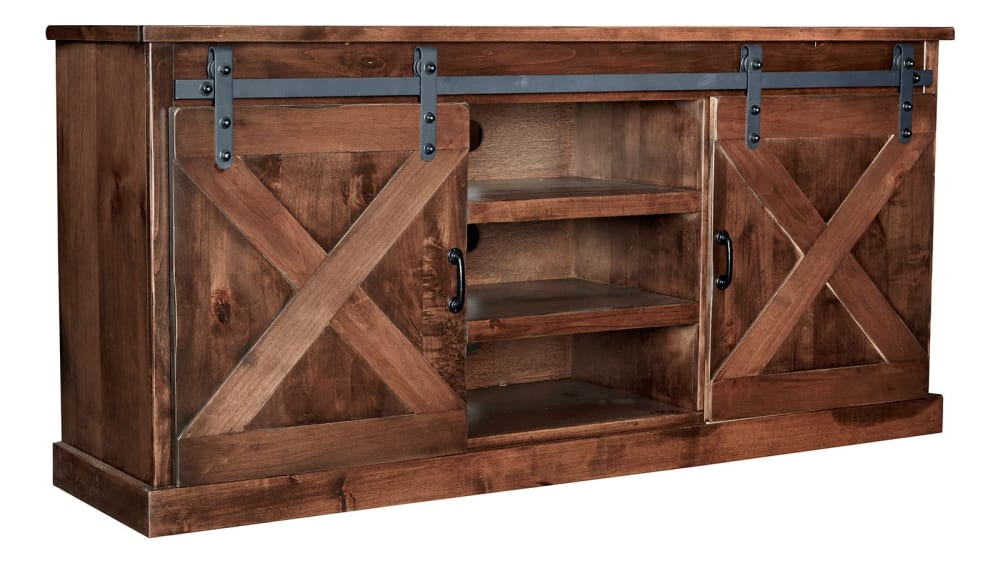 Farmhouse 66'' TV Console