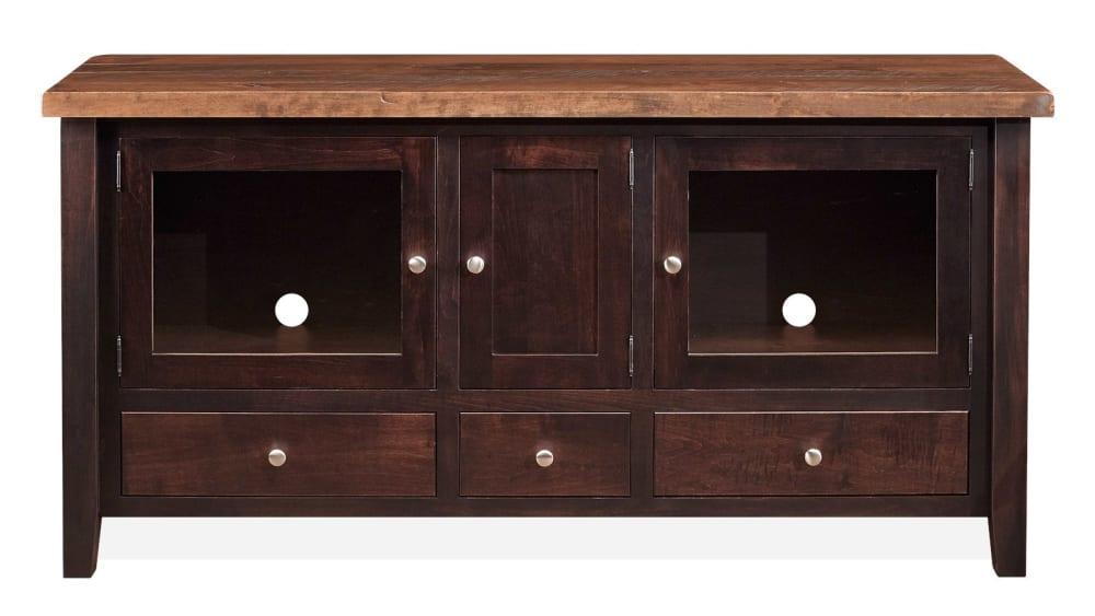 San Antonio Solid Wood Plasma Cabinet, Under Tv Cabinet