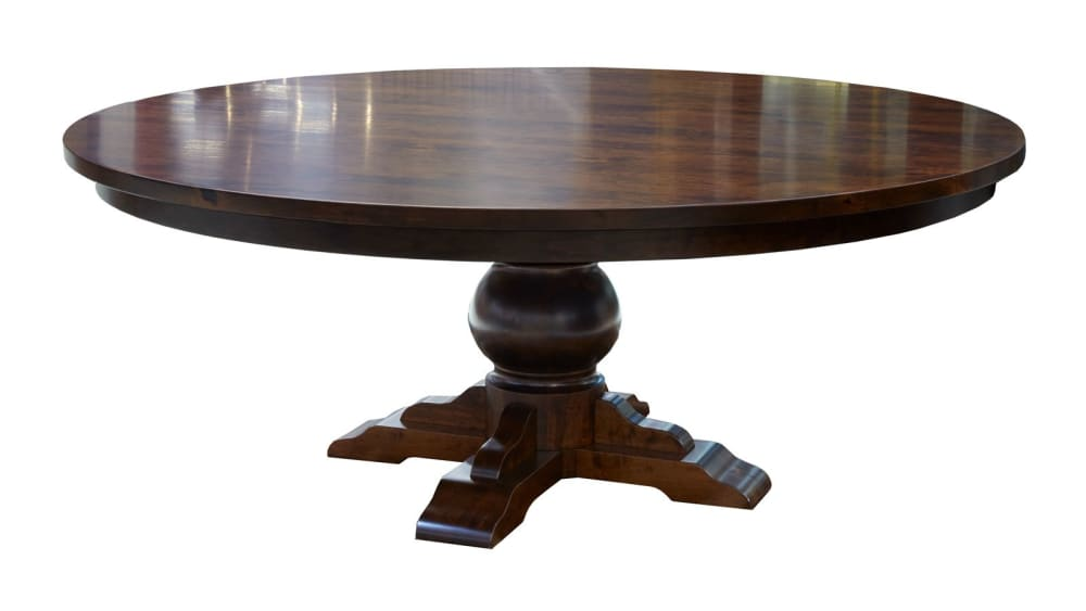"San Gabriel 72"" Rustic Cherry Dining Table, , hi-res"