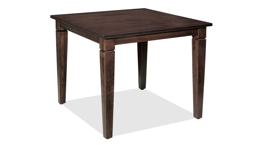 "Savanna 42"" Counter Height Square Table"