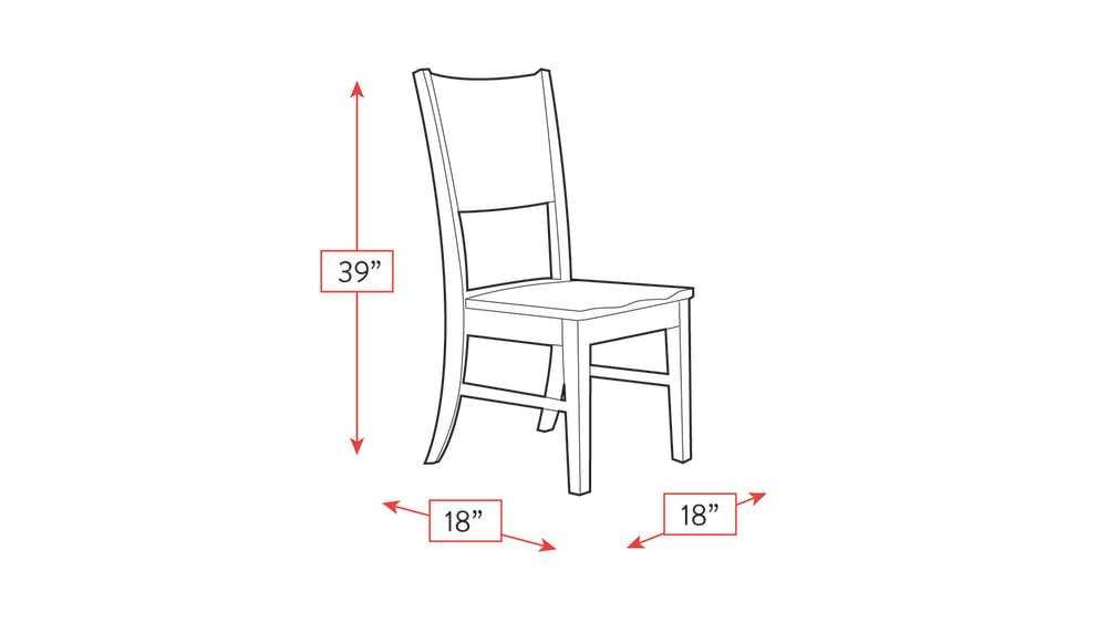Ceresco Side Chair, , hi-res