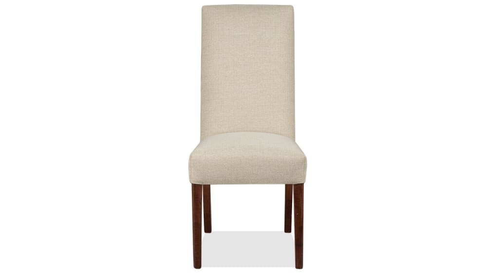 Alexander Maple Cream Side Chair, , hi-res