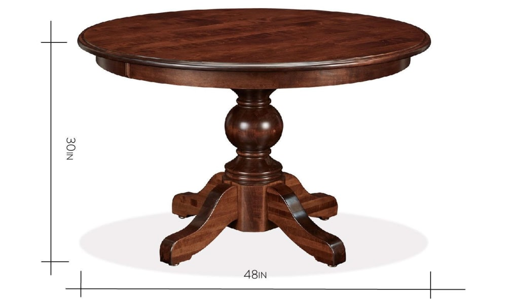 "Baytown 48"" Round Table, , hi-res"