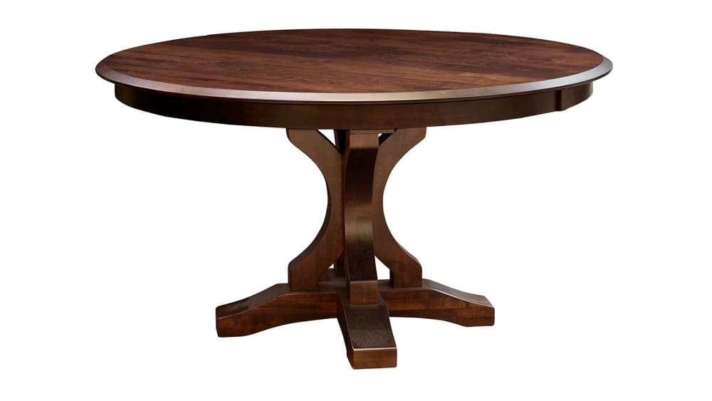 "Edinburg 54"" Round Dining Table"
