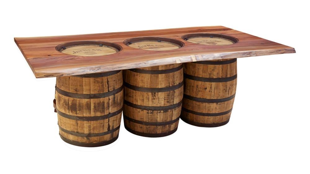 JB Triple Barrel Table