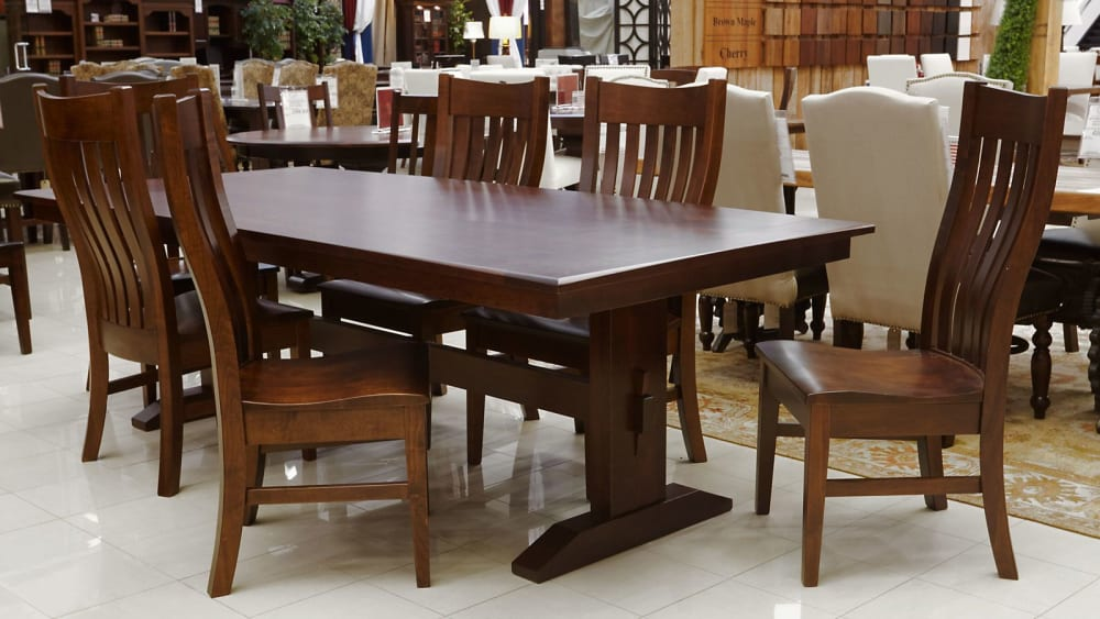 Escobas Dining Table with Bexar County Chairs, , small