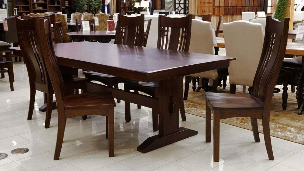 Escobas Dining Table with Chandler Chairs, , large