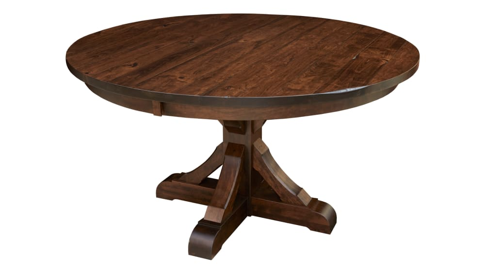 "Settlers 54"" Round Dining Table"