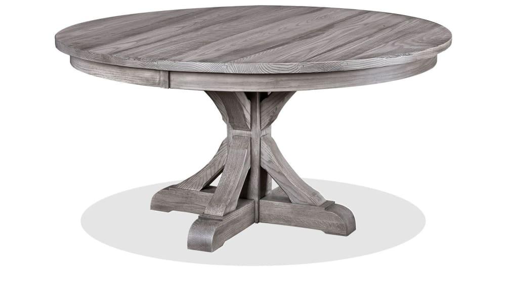 "Harlingen 60"" Oak Dining Table"