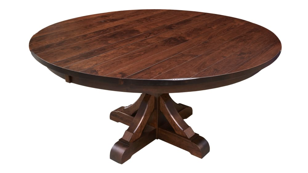 "Settlers 60"" Round Dining Table"