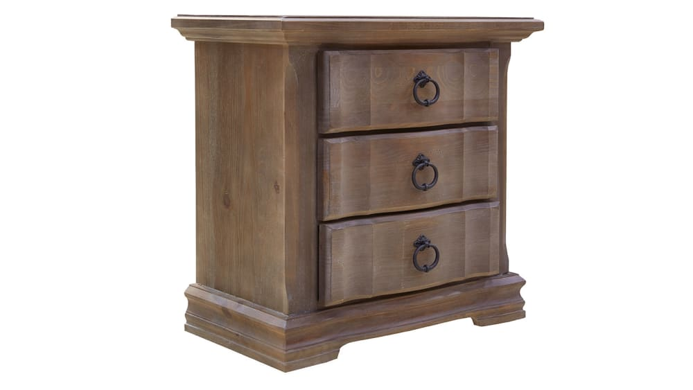 Rustic Hill Nightstand