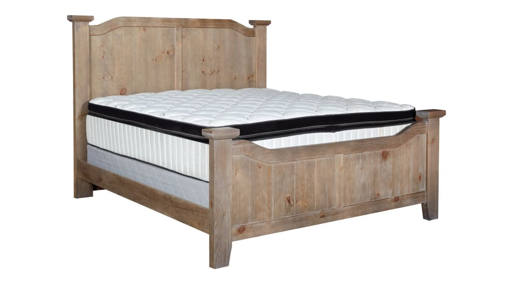 Sea Biscuit King Arch Bed