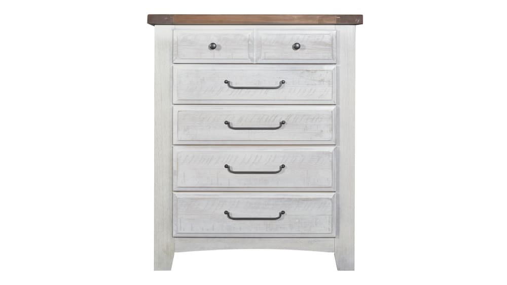 Sea Biscuit 5-Drawer Chest