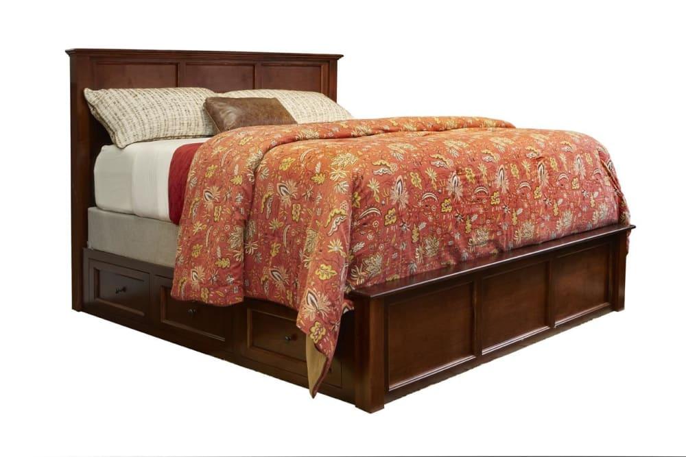 Lake Houston Queen Bed