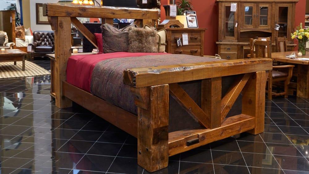 West Texas Wind Queen Bed, , hi-res