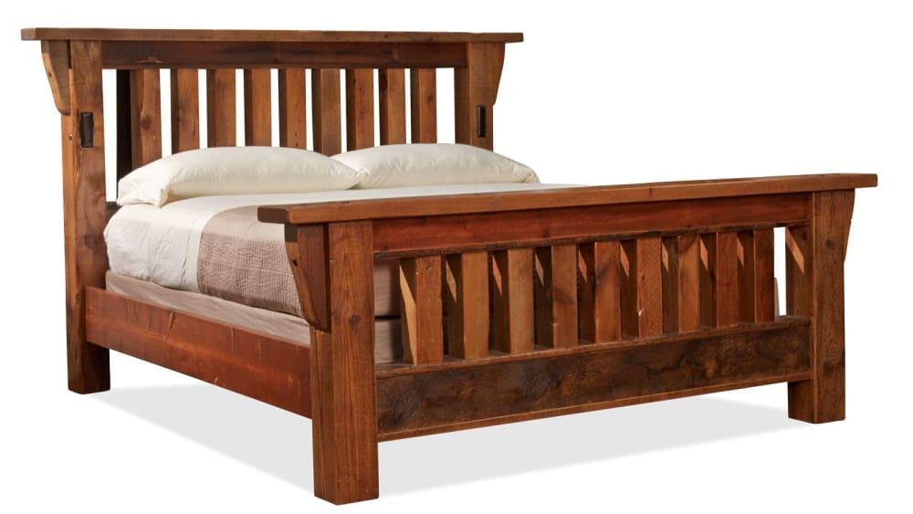 Canyon Lake Queen Bed, , hi-res