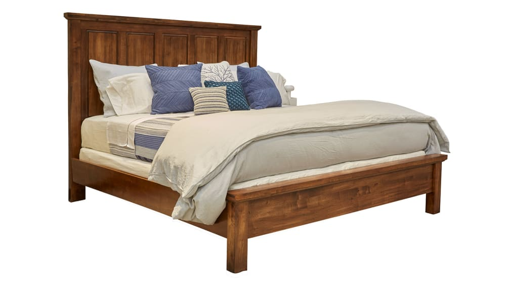 Red Hawk Valley Queen Bed