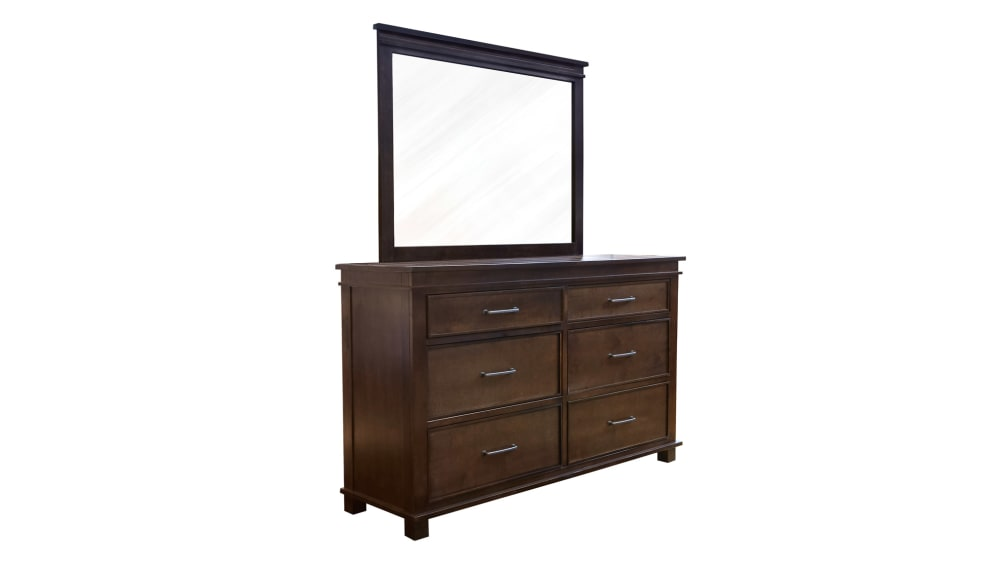 Houstonian Dresser and Mirror, , hi-res