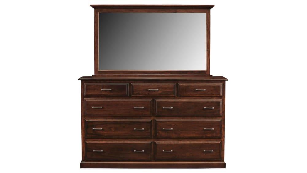 Henrietta Dresser & Mirror, , hi-res