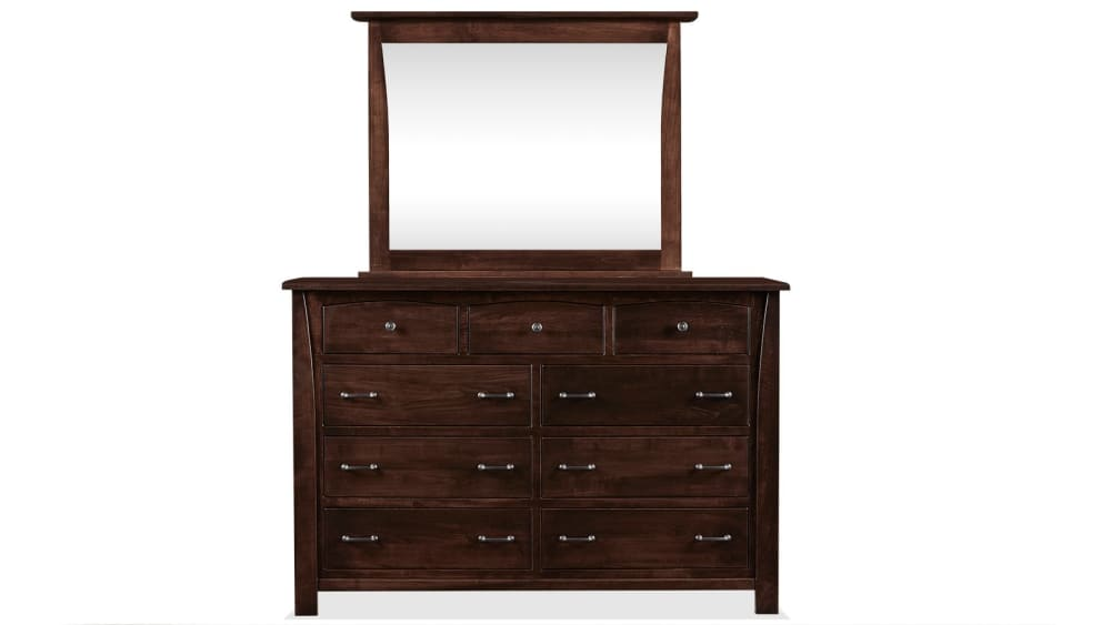 Caldwell Dresser and Mirror, , hi-res