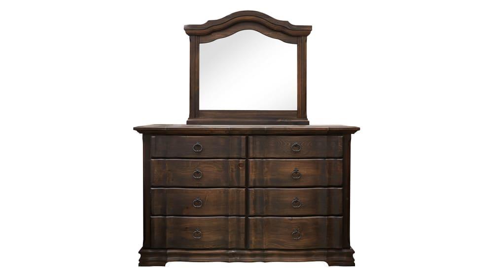 Rustic Hill Onyx Dresser and Mirror, , hi-res