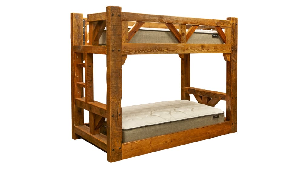 West Texas Twin Bunk Bed, , hi-res