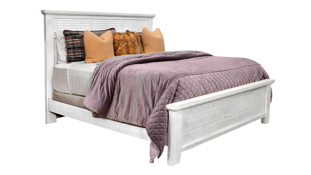 Sea Biscuit Queen Bed