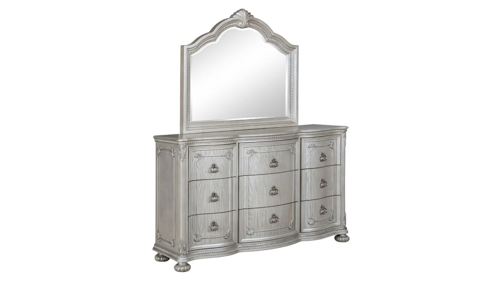 Import Andalusia Dresser and Mirror