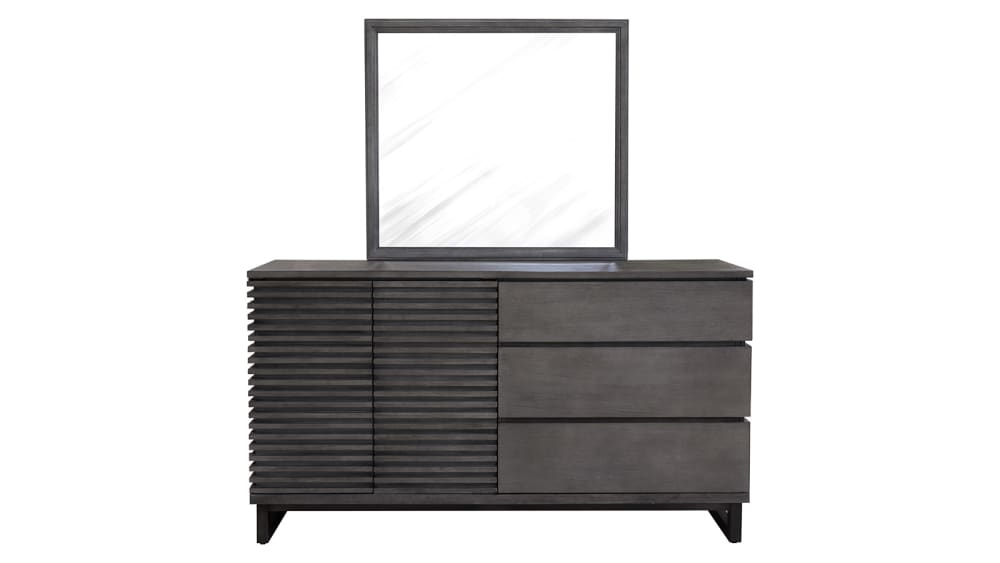 Annex Dresser and Mirror