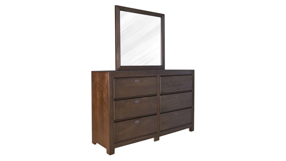 Peppercorn Dresser and Mirror