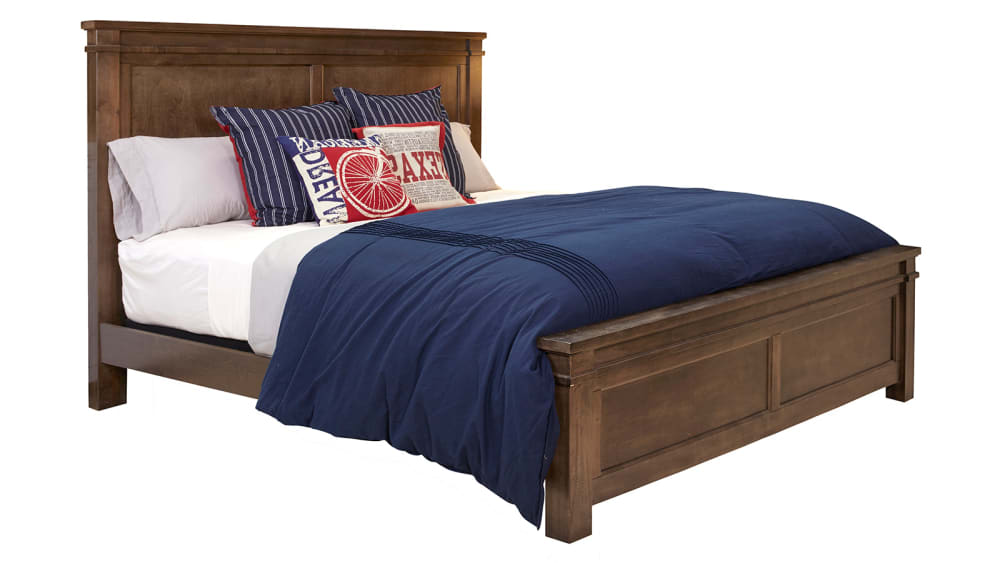 Mansion Rustic King Bed