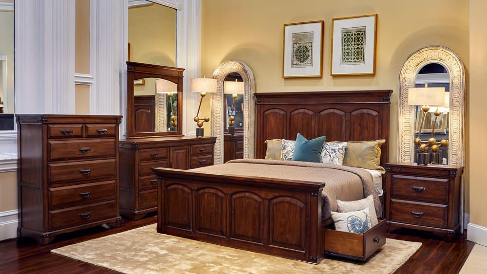 Colorado Queen Bed