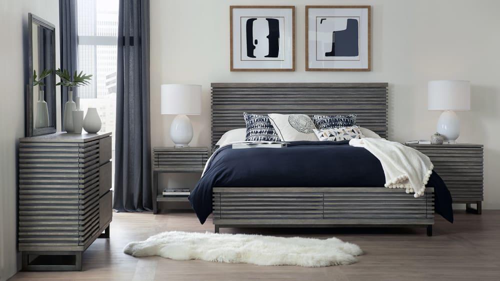 Annex King Bed