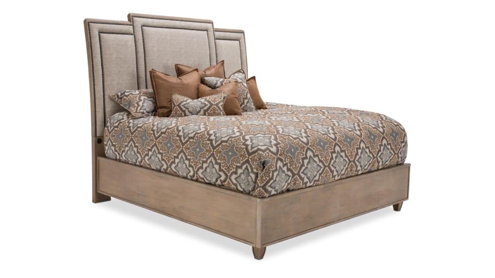 Desert Sand King Platform Bed, , hi-res