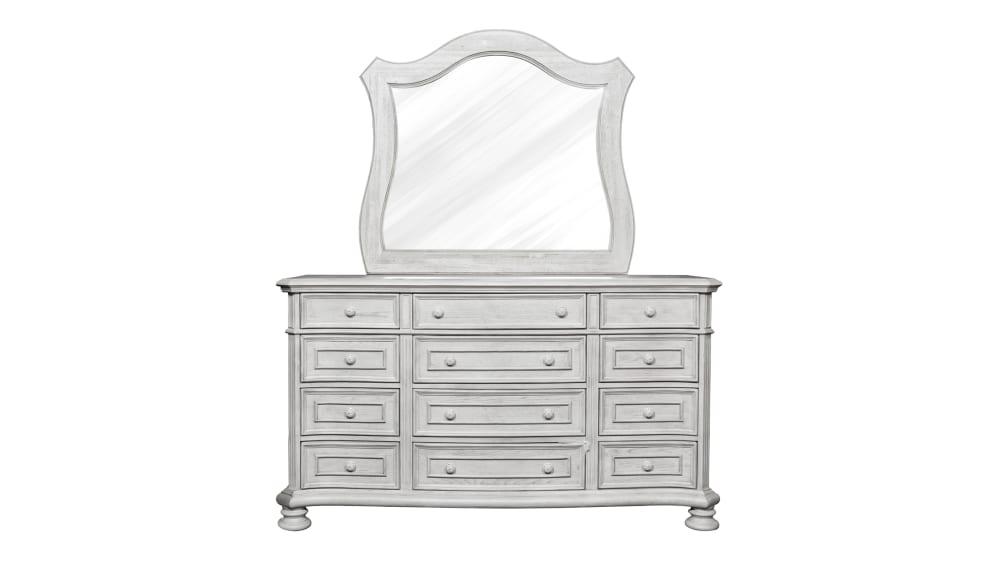 Import Barton Creek Dresser and Mirror