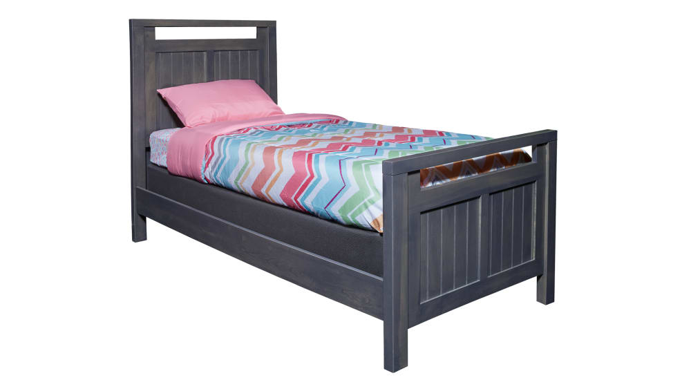 Modern Storm Twin Bed