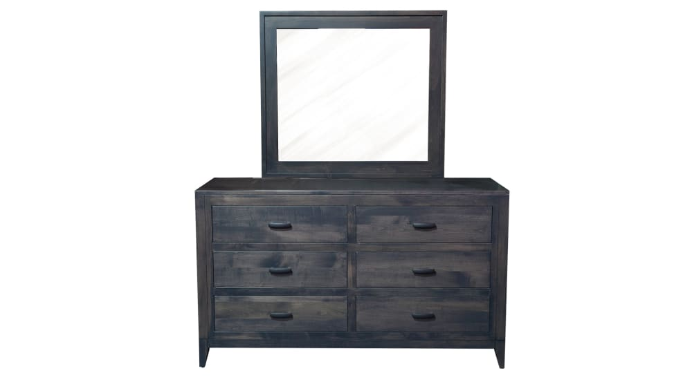 Modern Storm Dresser and Mirror, , hi-res