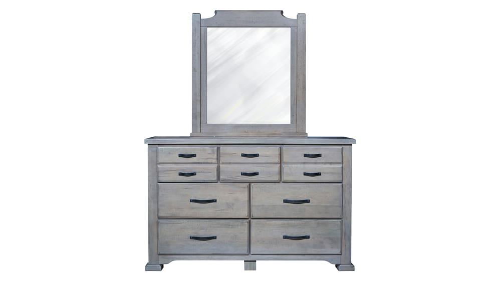 Grayson Manor Dresser and Mirror, , hi-res