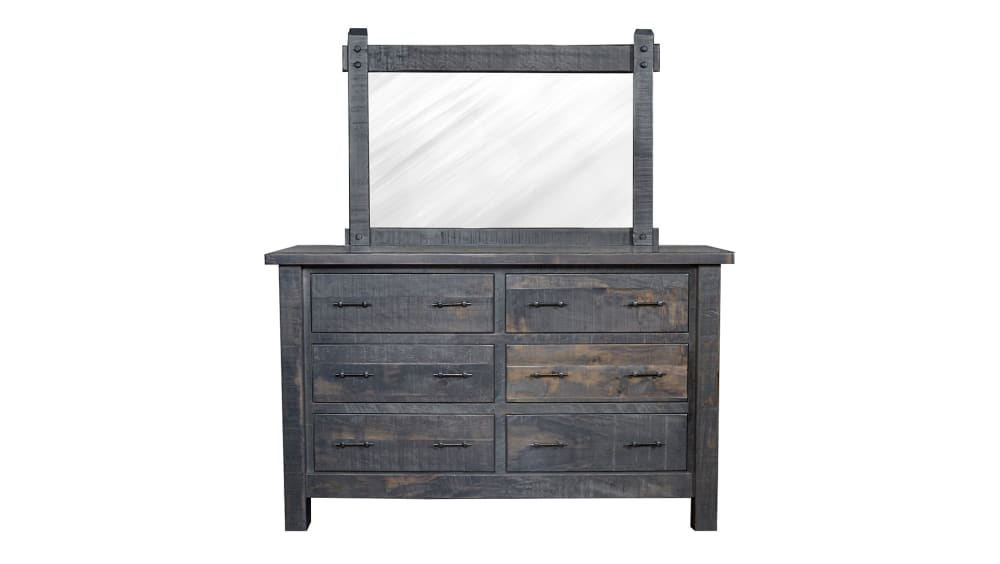 Conroe Dresser and Mirror, , hi-res