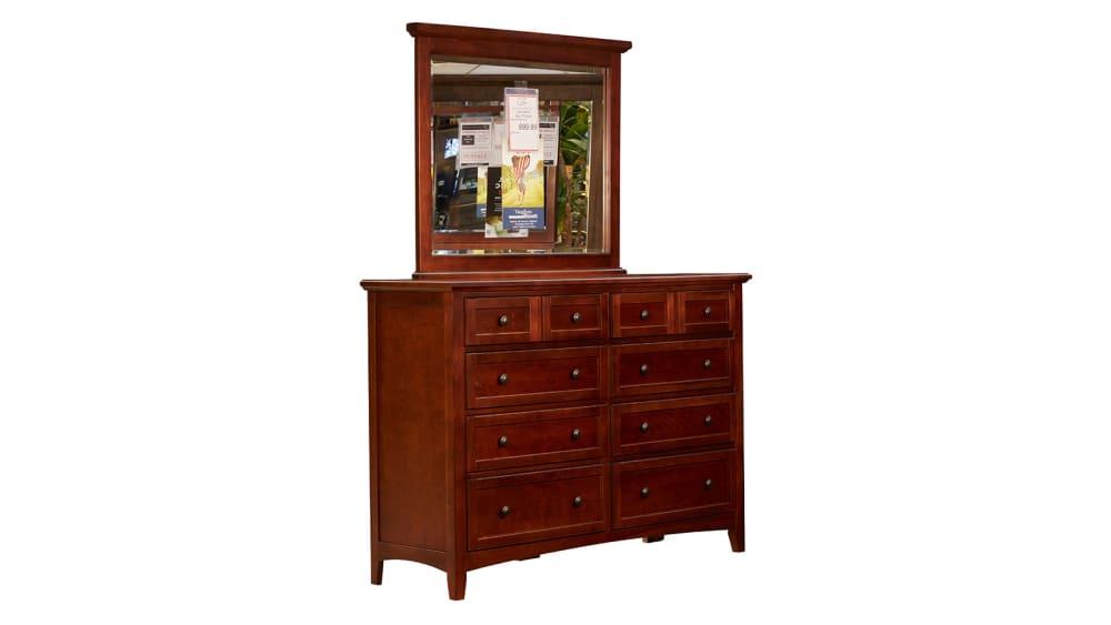 Bonanza Dresser and Mirror