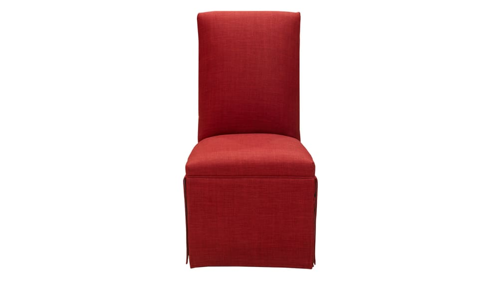 PARSON RED CHAIR, , hi-res