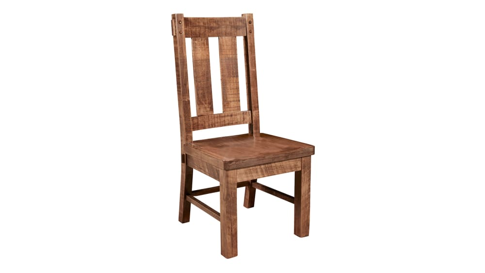 Houston Rough Sawn Side Chair