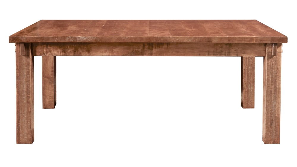 Houston Rough Sawn Dining Table