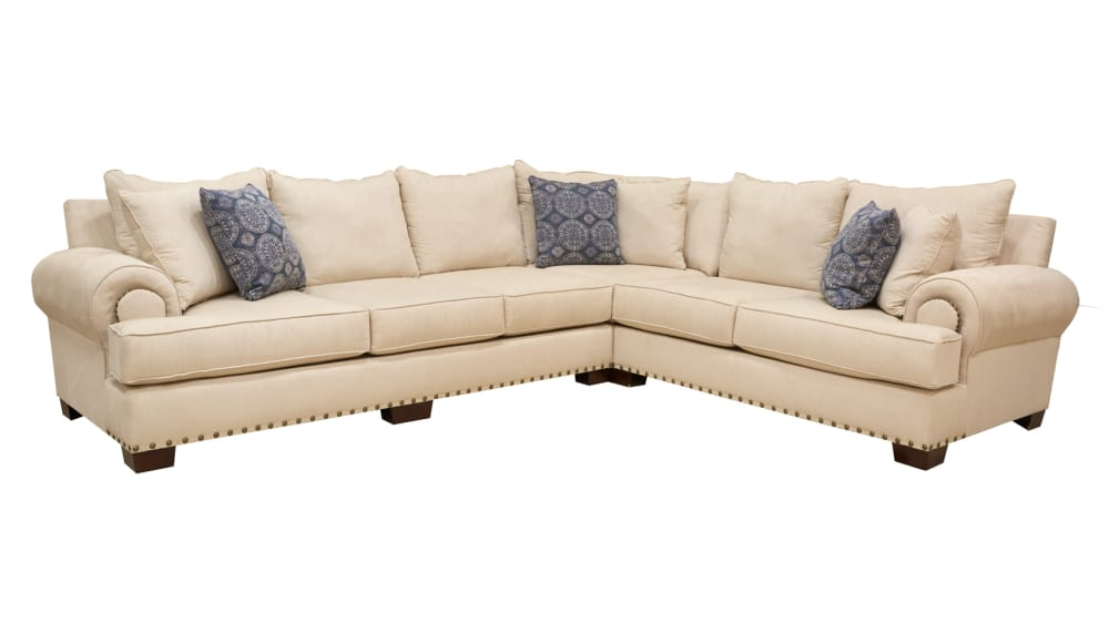 Correnth Milky Way Pearl Sectional